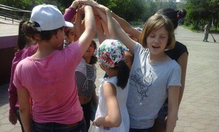Конкурсы и мероприятия в пришкольном лагере