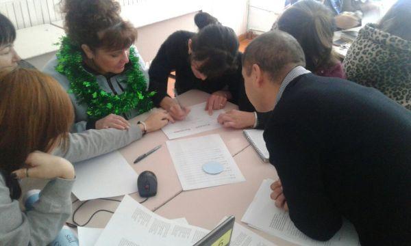 Создание коллаборативной среды на уроках английского языка